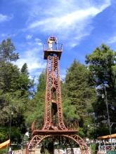 La tour Eiffel de Sucre