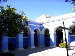 Le couvent Santa Catalina a Arequipa