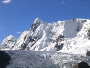 Et un glacier... un