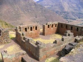 Un des temples de Pissac