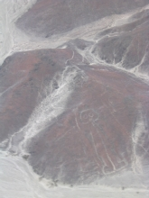 Lignes de Nazca : l'astronaute