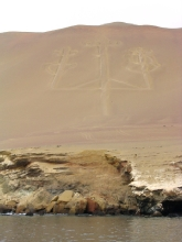 Le Candelabre de Paracas