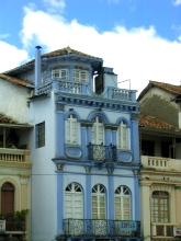 Maison coloniale a Cuenca