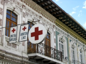 Un hopital a Cuenca