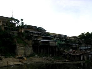 Le port d'Iquitos