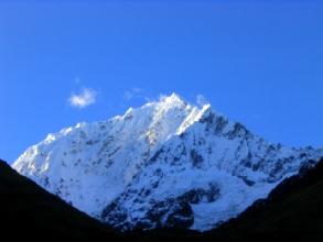 Photos de montagnes de la Cordillera Blanca