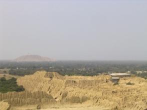 Le site de Tucume a cote de Chiclayo