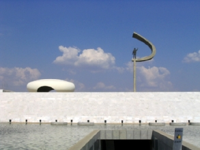 Le memorial JK a Brasilia