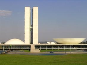 Le congres a Brasilia