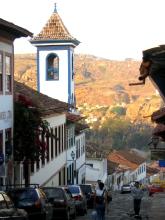 Rue a Diamantina, Minas Gerais