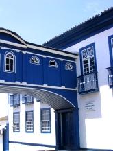 La Casa de Gloria a Diamantina, Minas Gerais
