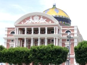 Concert au Theatre Amazonas