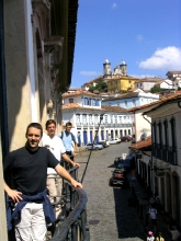 On maintient l'ambiguite a Ouro Preto