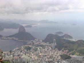 Rio : son pain de sucre