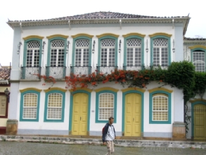 Maison de Sao Joao del Rei, Minas Gerais