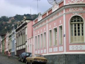 Rue de Sao Joao del Rei, Minas Gerais