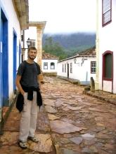Rue a Tiradentes, Minas Gerais