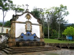 Fontaine a Tiradentes, Minas Gerais