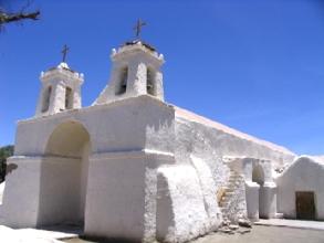 La plus vielle eglise du Chili a Chui-Chui