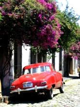 Photo de la ville de Colonia, Uruguay